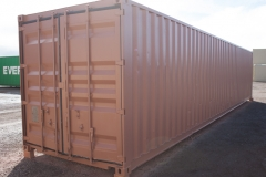 4-star-40-ft-owner-repainted-red-shipping-container