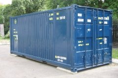 owner-repainted-blue-used-3-star-shipping-container