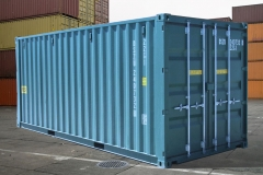 blue-20-foot-container-Portland-OR