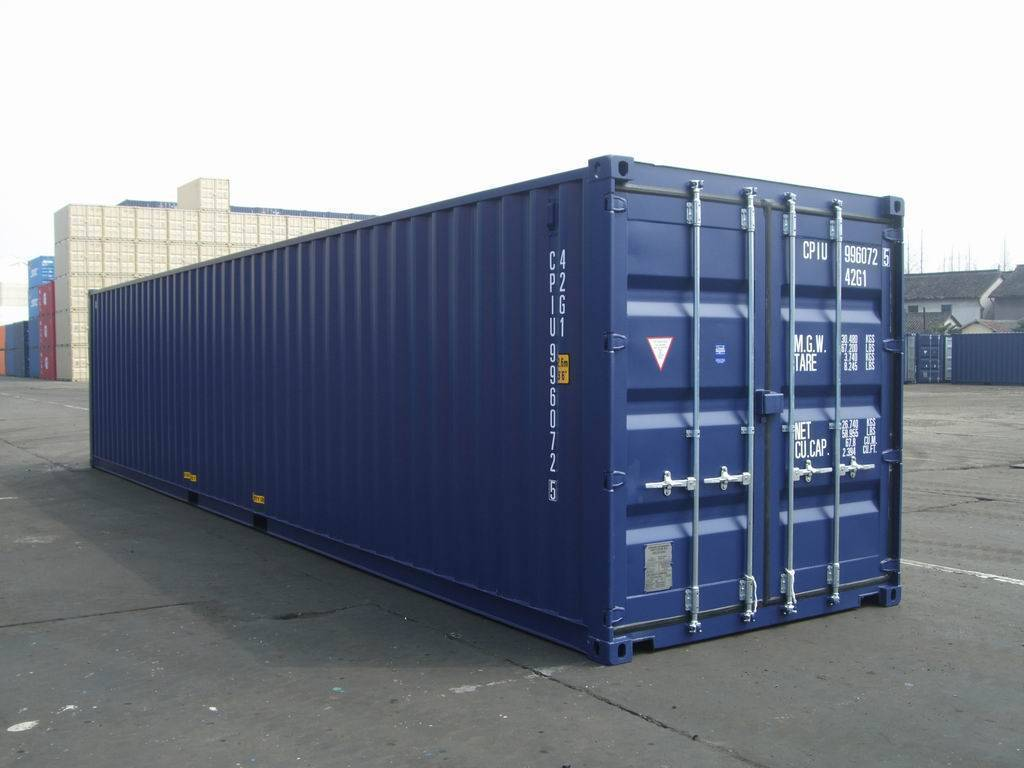 40 foot blue container Containers EZ