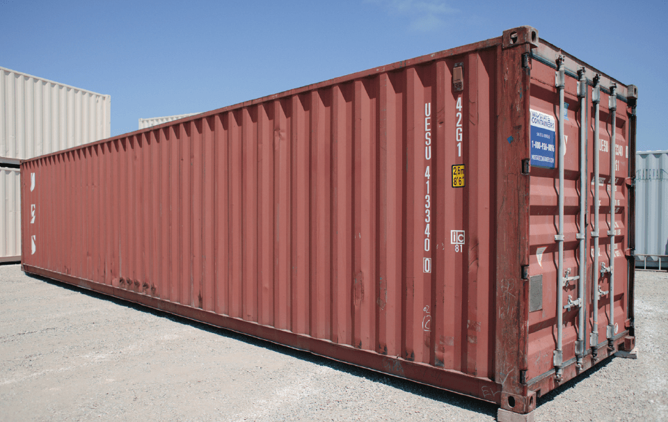 Very Good Container