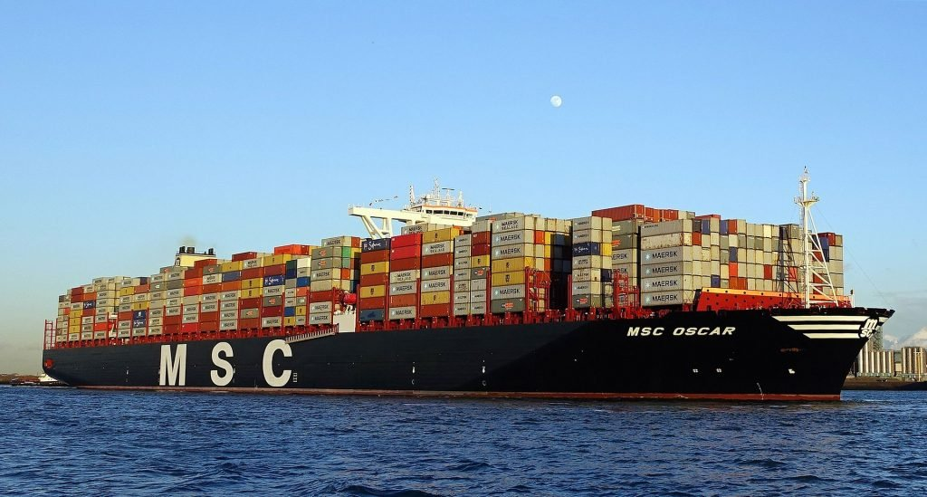 The Impact of Shipping Containers