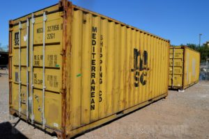 2 star used shipping container