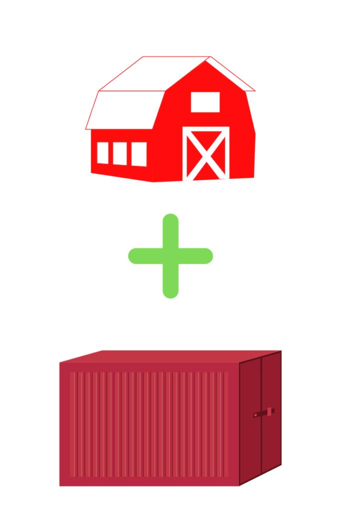 7 Reasons To Build A Barn With Shipping Containers