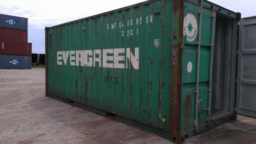 Shipping Container Oregon